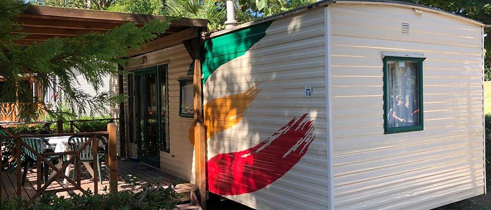 Casa Mobile Willerby VENEZIA 8.60*3.00 del 2002