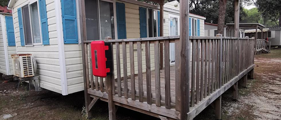 Casa Mobile SHELBOX PUCCINI 800*300 del 2008
