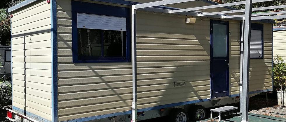 Casa Mobile Omologata 750*250 con targa e libretto