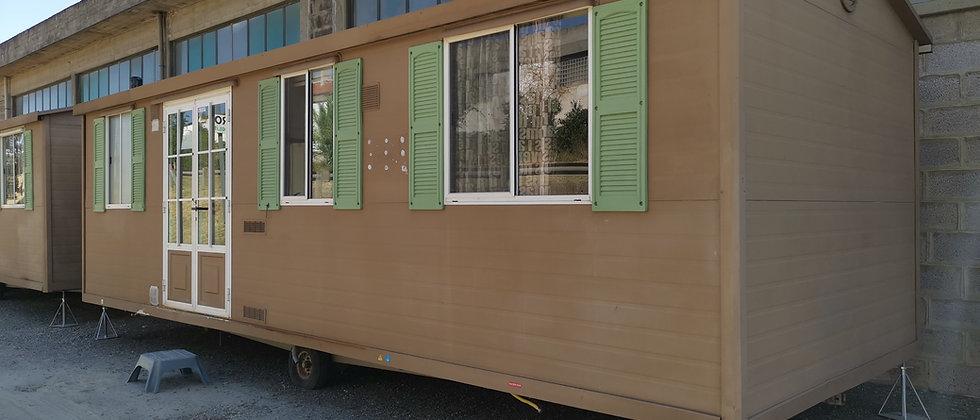 Casa Mobile Shelbox C2R 8.00x3.00 del 2006