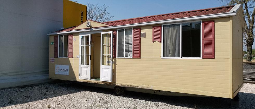 Casa Mobile Usata Shelbox DELUXE 8.00*3.00 del 2006