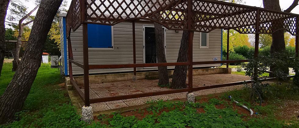 Casa Mobile Shelbox AMETISTA 8.00*3.00 del 2012