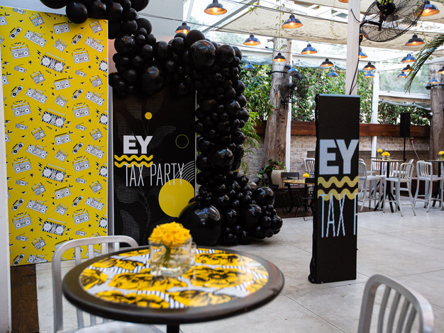 EY Tax Party