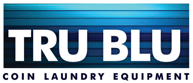 Tru Blu Coin Laundry Equipment logo