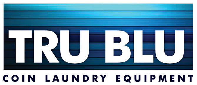 Tru Blu Coin Laundry Equipment logo