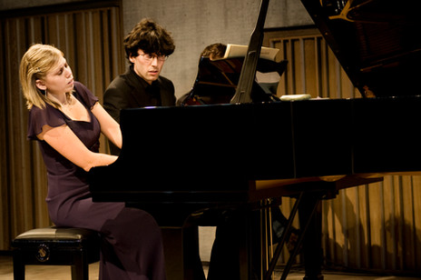 Mephisto Piano Duo in concert (1)