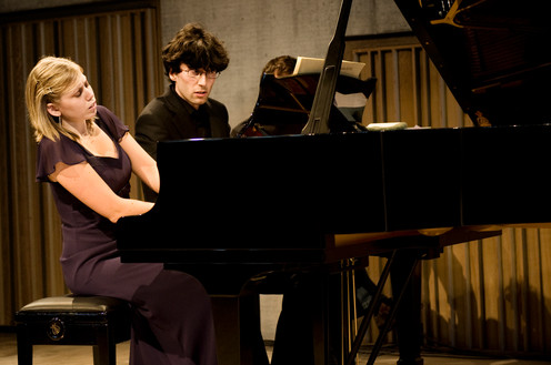 Mephisto Piano Duo in concert (1)