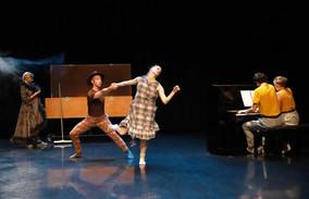 Mephisto Piano Duo - De Stilte - Cindere