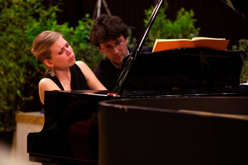 Mephisto Piano Duo in concert (8)