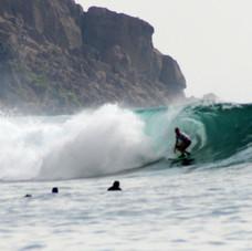Sunset Surf Belongas Bay