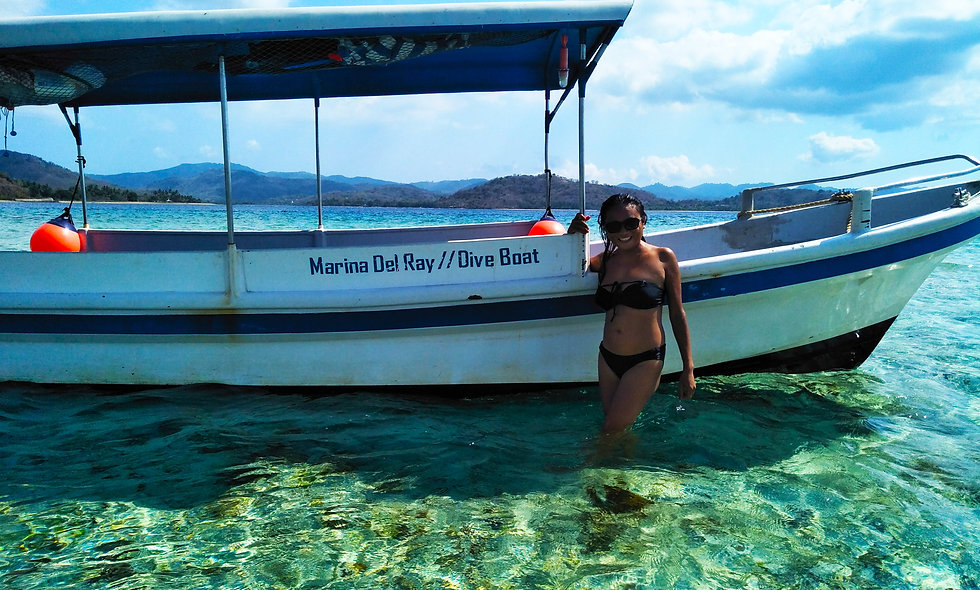 "4-Hour Motorboat Ride ""Intro to the Secret Gili Islands"