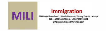 Milly Immigration Agent Indonesia Marina