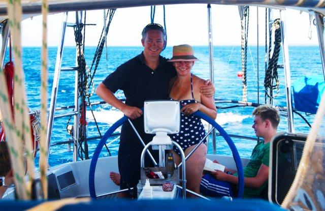 Yacht charter guests Lombok Holiday