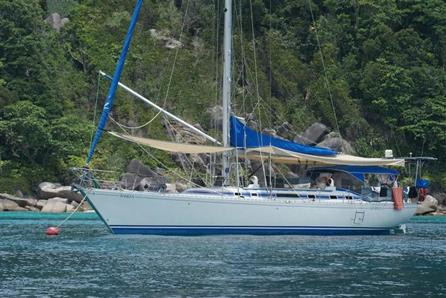 World class cruising Yacht for sale