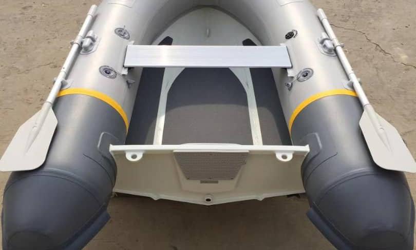 2.6 meter Alloy inflatable tenders