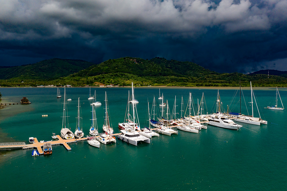 Marina Del Ray Storm Front .JPG