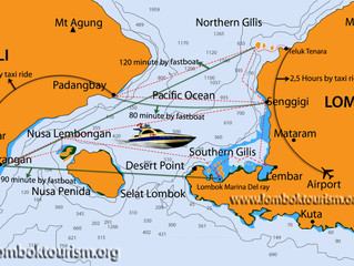Lombok Inter island Ferry Service