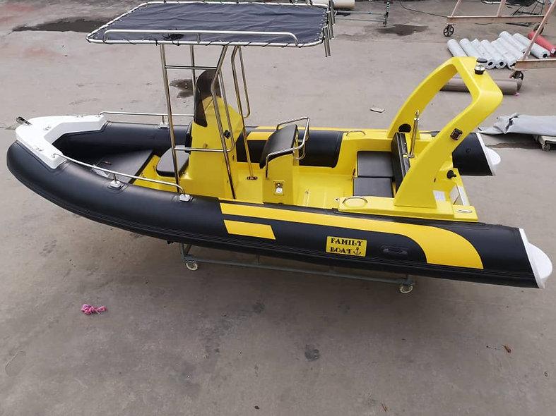 5.5 Meter Offshore Rib