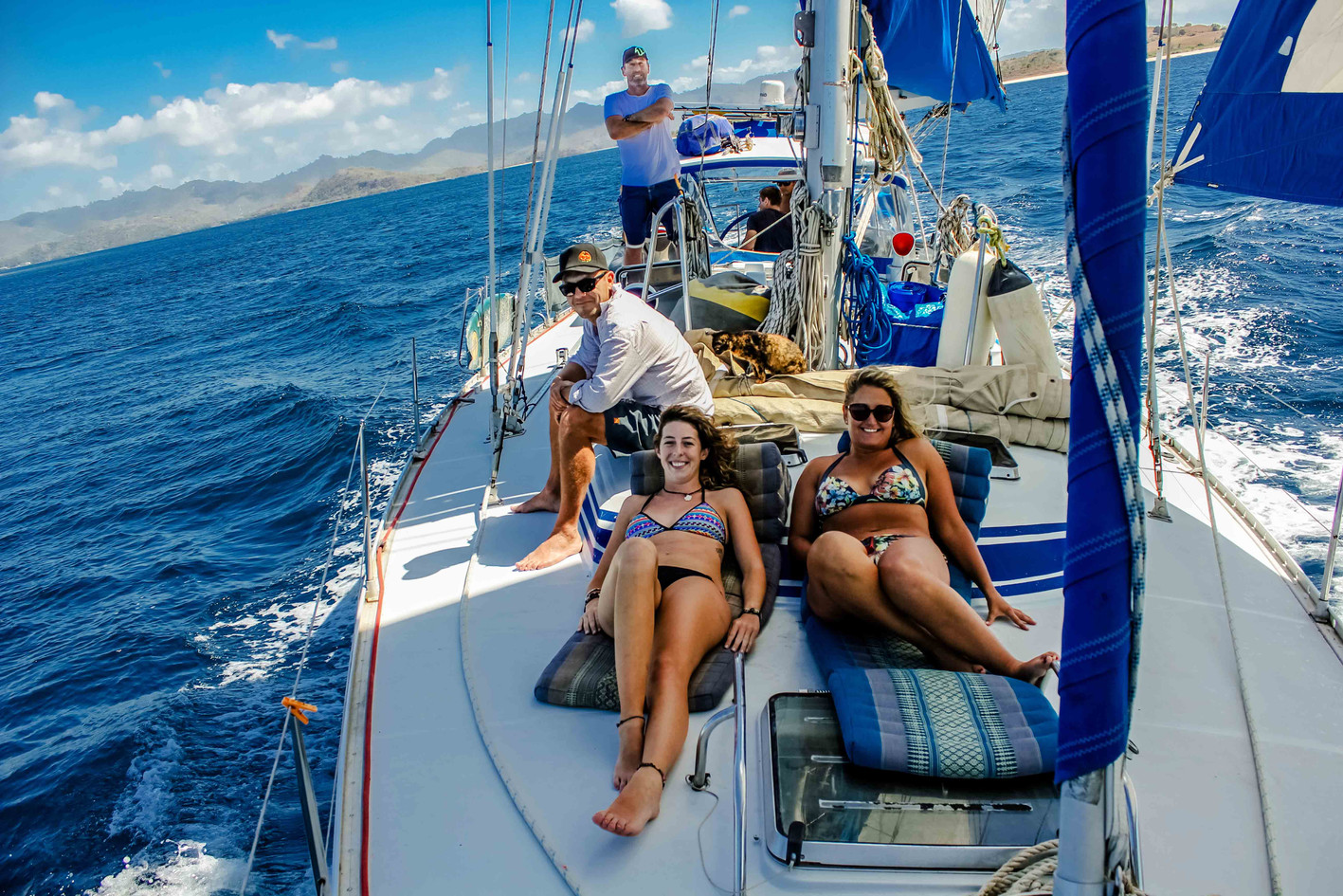 Yacht Charter at Marina Del Ray