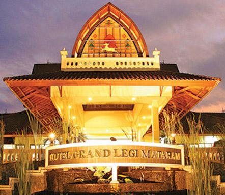 Hotel Grand Legi Mataram