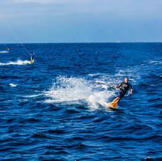 Indonesian Yacht Charter Kite Surf Safar