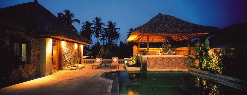 Lombok Tourism accommodation