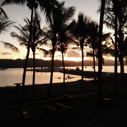 Glorious Marina Sunsets