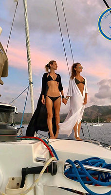 Marina Del Ray Port Gili Gede Lifestyle.