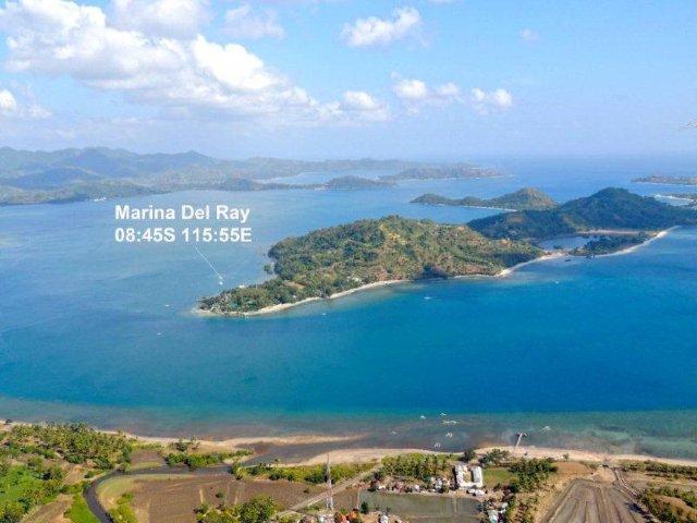 Marina del Ray aerial photo