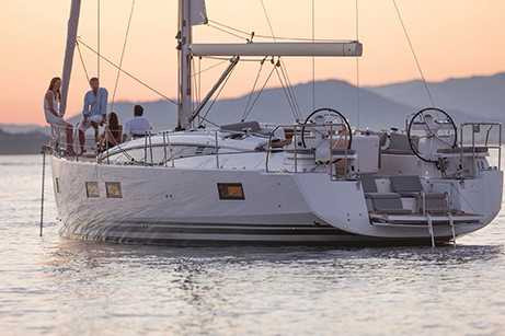 Charter our Jennua 54 from Marina del Ray