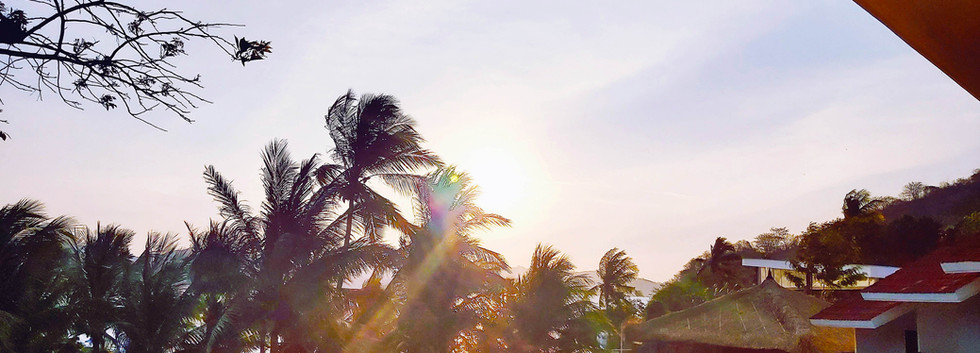Marina Del Ray Sunset View
