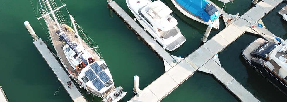 Marina del Ray SV Eyore