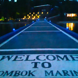 First International clearance Marina Resort for Indonesia