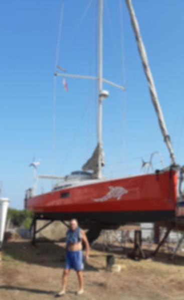 Dock yard repair Indonesia Marina Del Ra