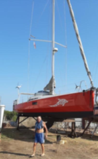 Dock yard repair Indonesia Marina Del Ray