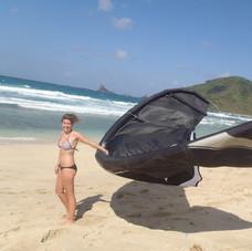 Kite Surfing Gili Islands Marina Del Ray