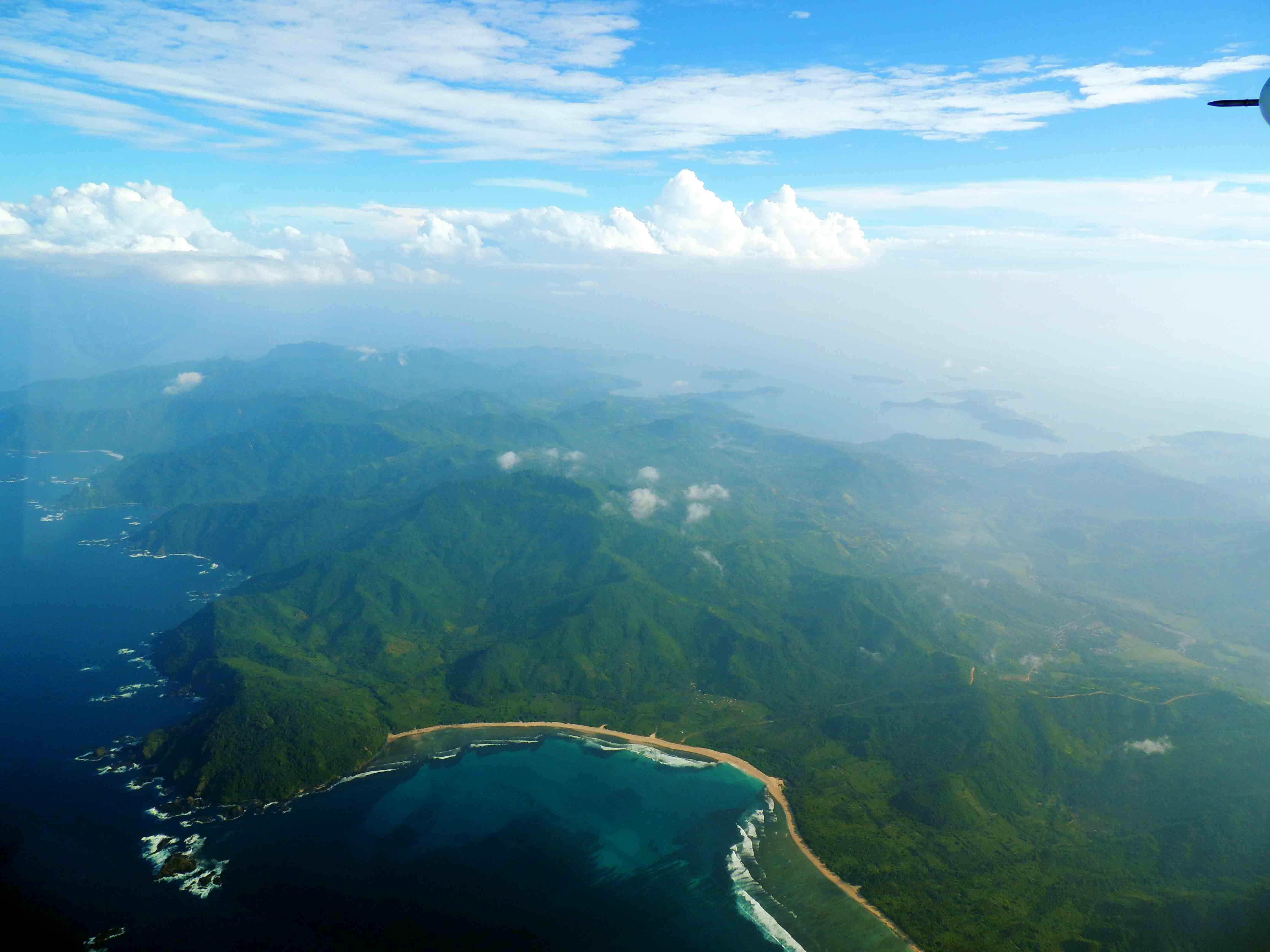 South Coast, Lombok