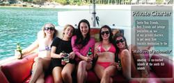 Marina Del Ray Boat Hire Service