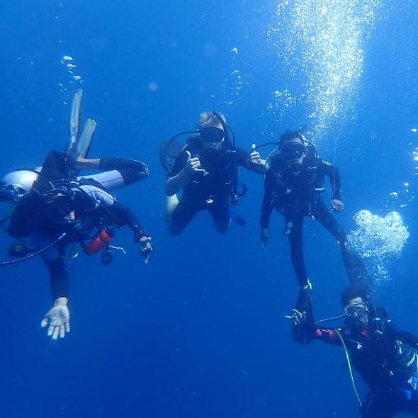Intro Scuba Diving course