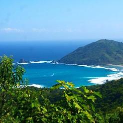 South Coast Lombok Road