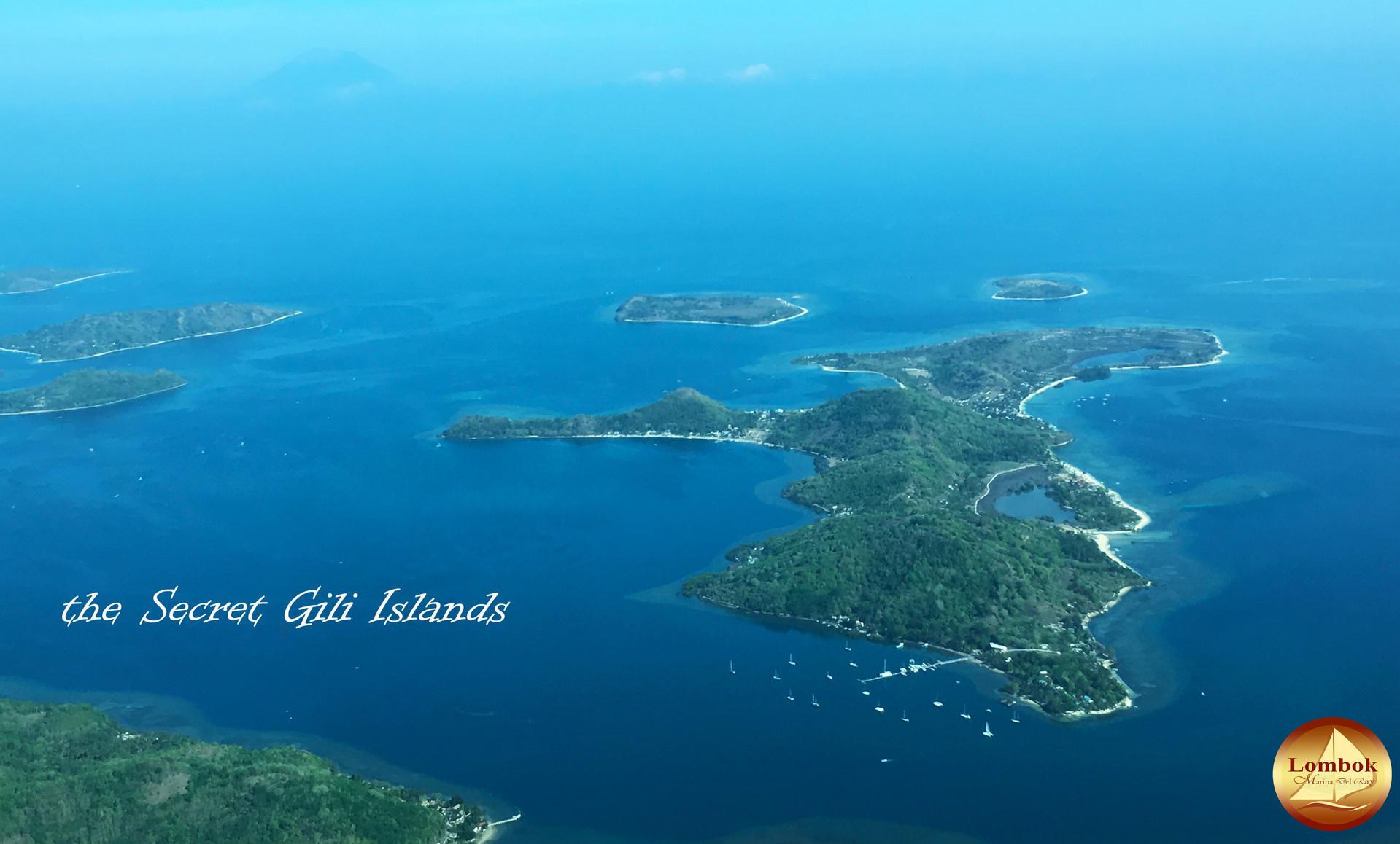 Secret Gili islands Lombok Marina Del Ray