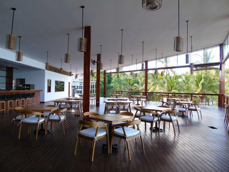 Marina Del Ray Resturant Lombok Port Gil