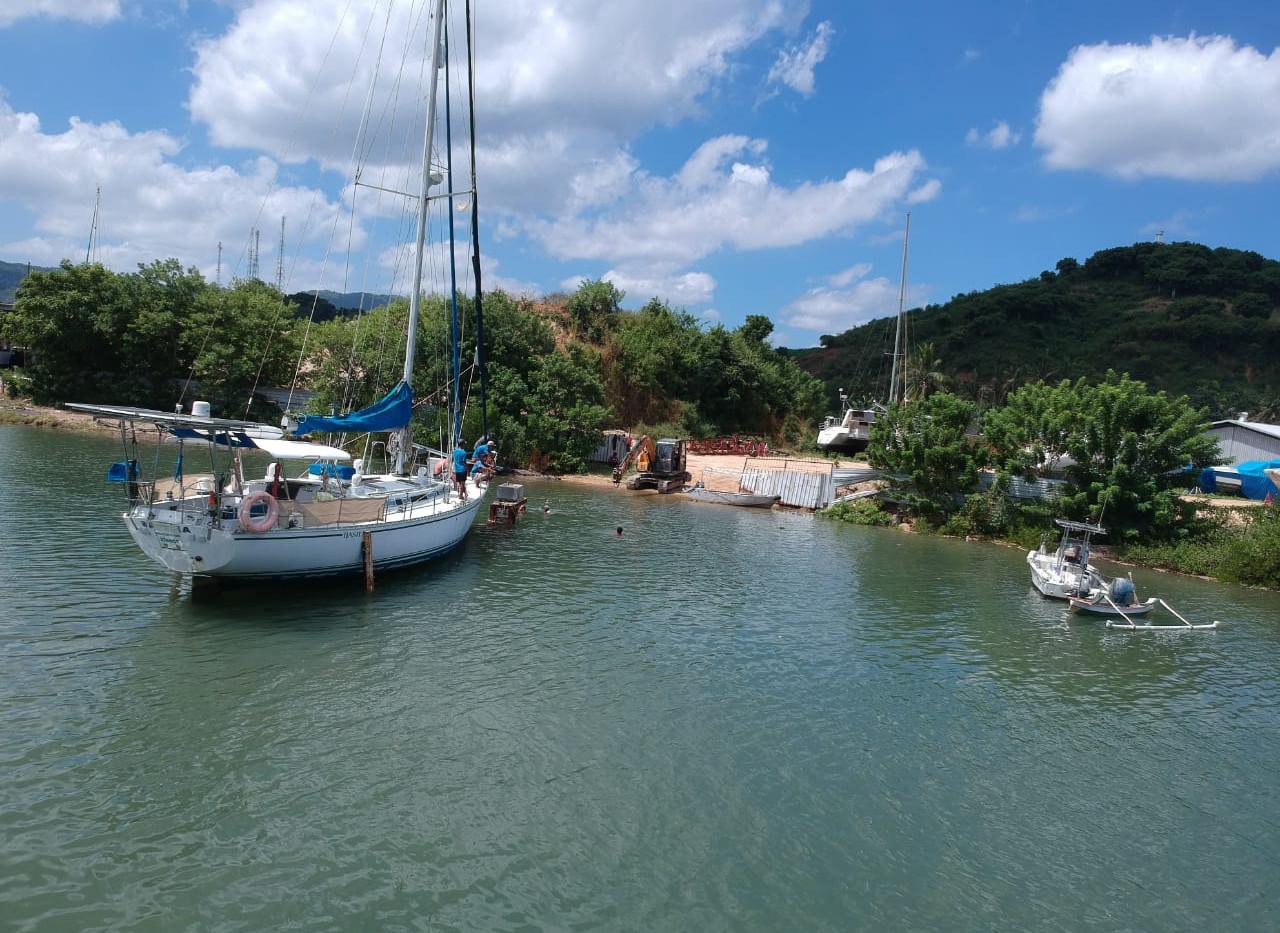 Yacht Repair Marina Del Ray Indonesia.jp