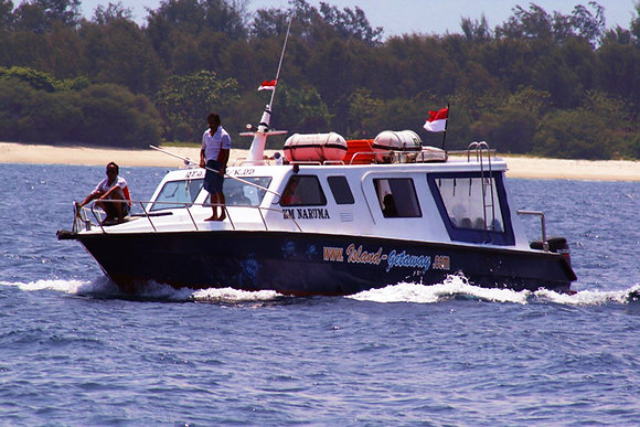 Island Get Away Fast Boat Services