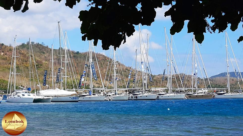 Lombok Marinel Ray Clearance Port