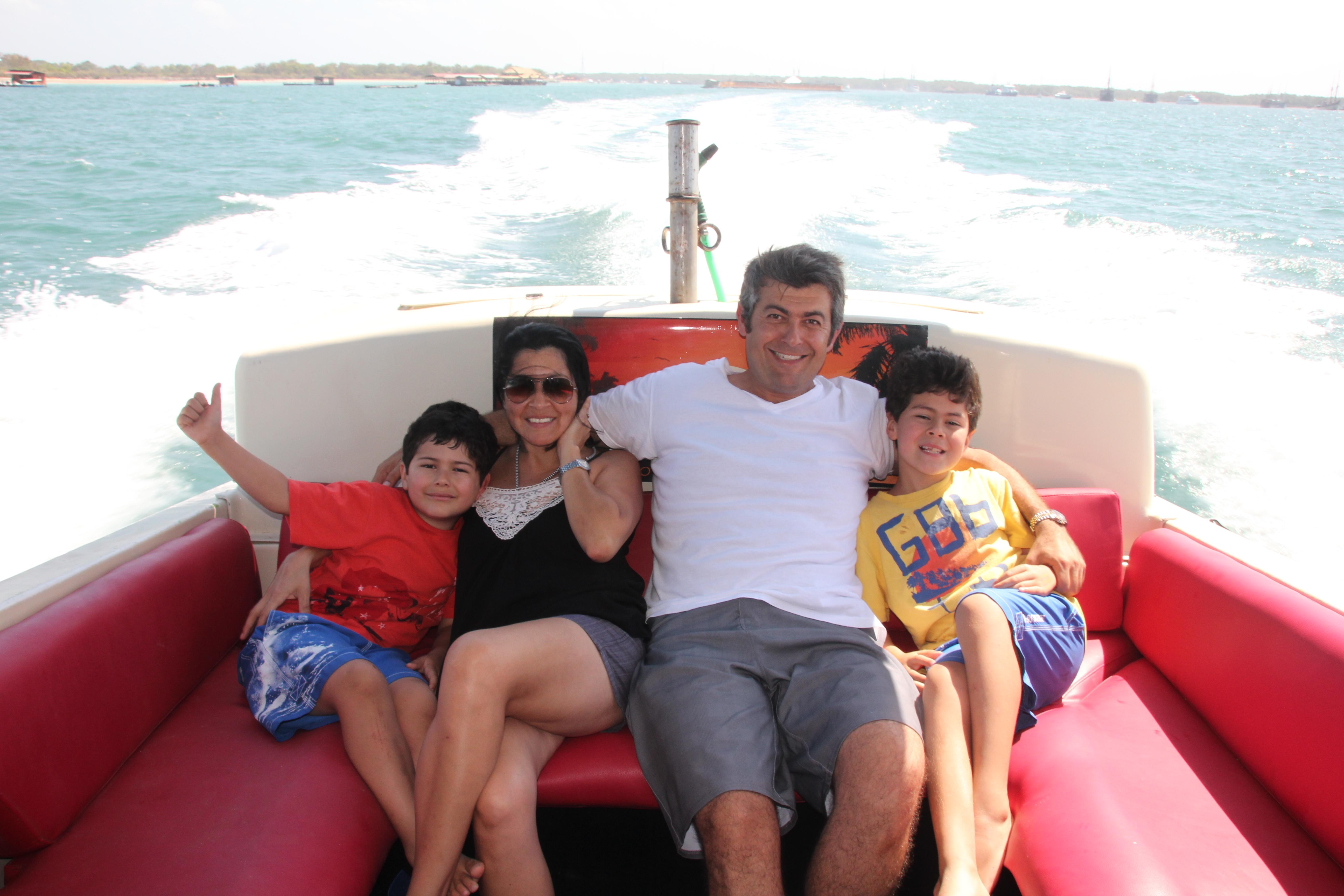 Fast Boat Ride