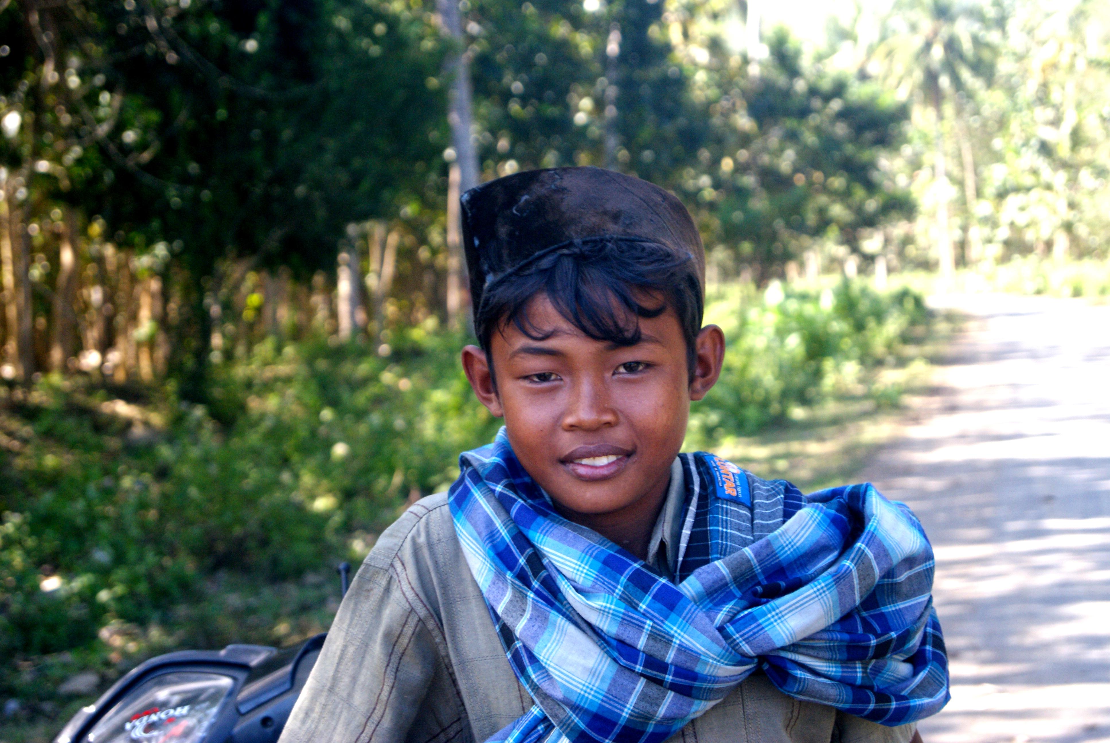 Young Susak Boy Lombok