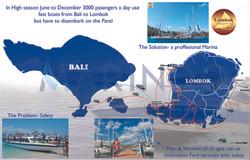 Gili Gede Ferry Service Bali - Port Gili