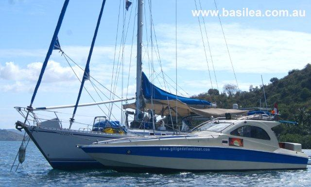Gili Gede Fast Boat Yacht Charters