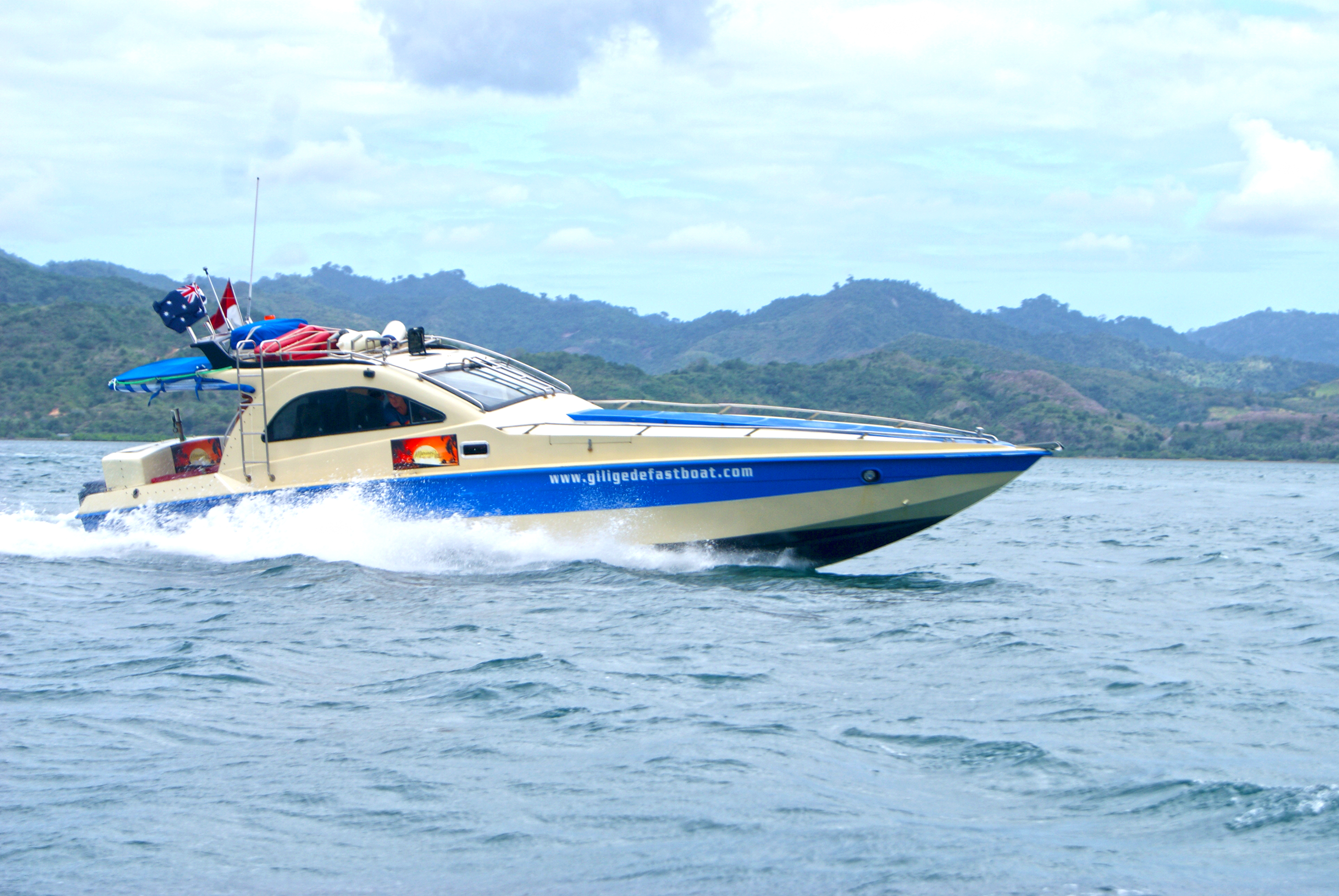 Gili Gede Fast Boat